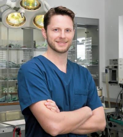 Marko Novak, dr. vet. med, stalni sodelavec